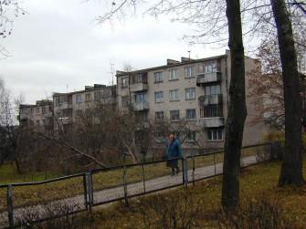 Gerovės g. 3, Vilniaus m.