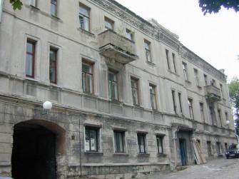 Lapų g. 8, Vilniaus m.