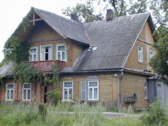 Giedraičių g. 8, Vilniaus m.