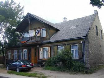 Giedraičių g. 14, Vilniaus m.