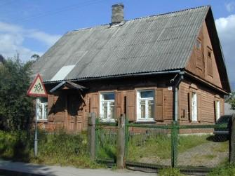 Giedraičių g. 13, Vilniaus m.
