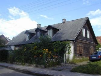 Giedraičių g. 11, Vilniaus m.