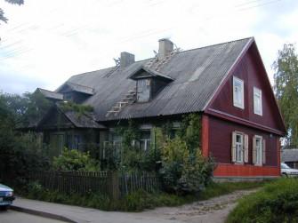 Giedraičių g. 7, Vilniaus m.