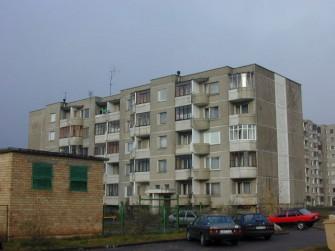 Įsruties g. 8, Vilniaus m.