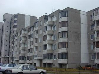 Įsruties g. 4, Vilniaus m.