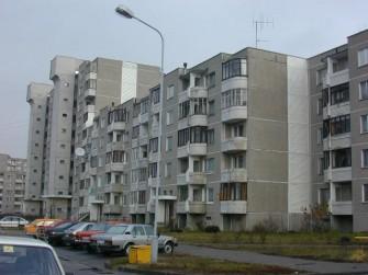 Įsruties g. 10, Vilniaus m.